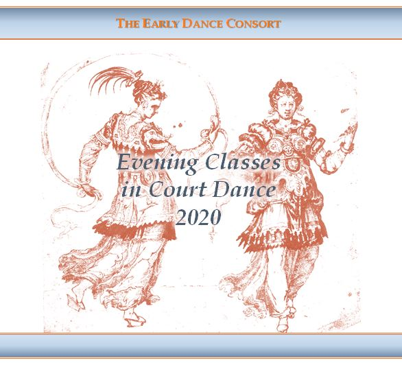 Image of Court Dance for 2020